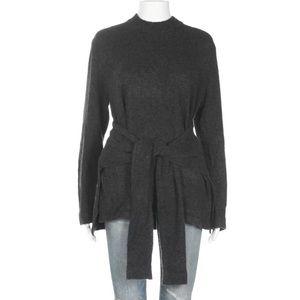 Zara Waist Tie Sweater